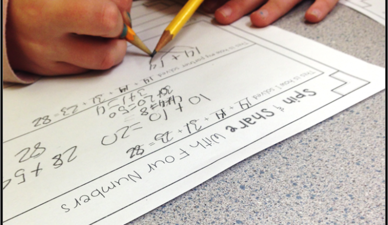 Primary Math Conversations