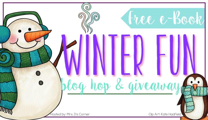 Winter Blog Hop & Giveaway