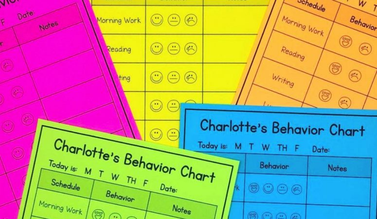 Creating Effective Individual Student Behavior Charts