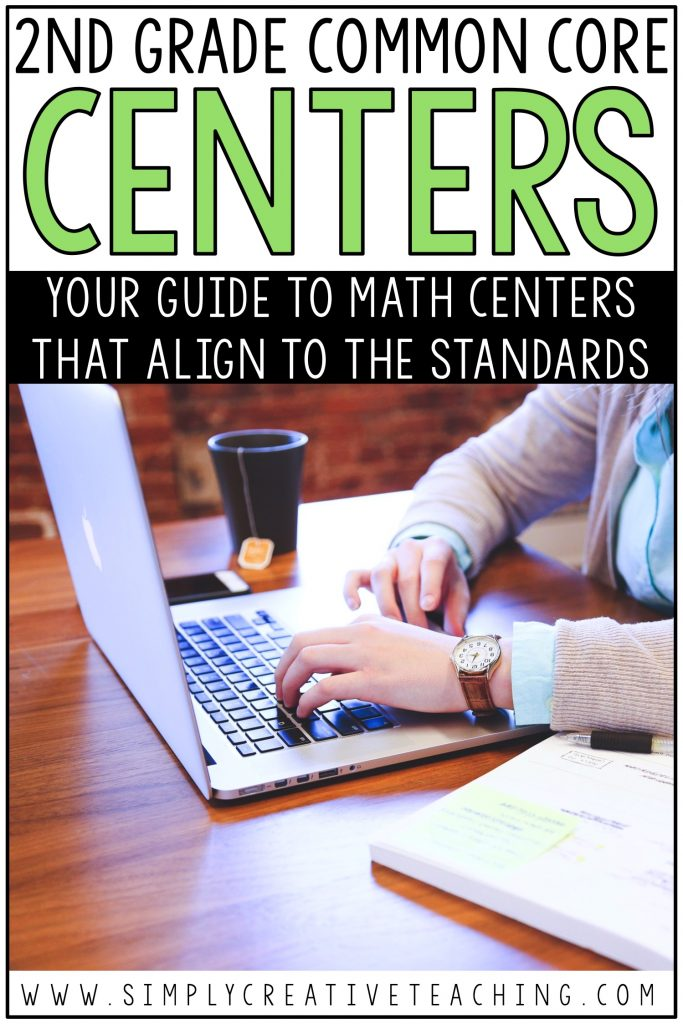 Your guide to math centers that align to the standards.