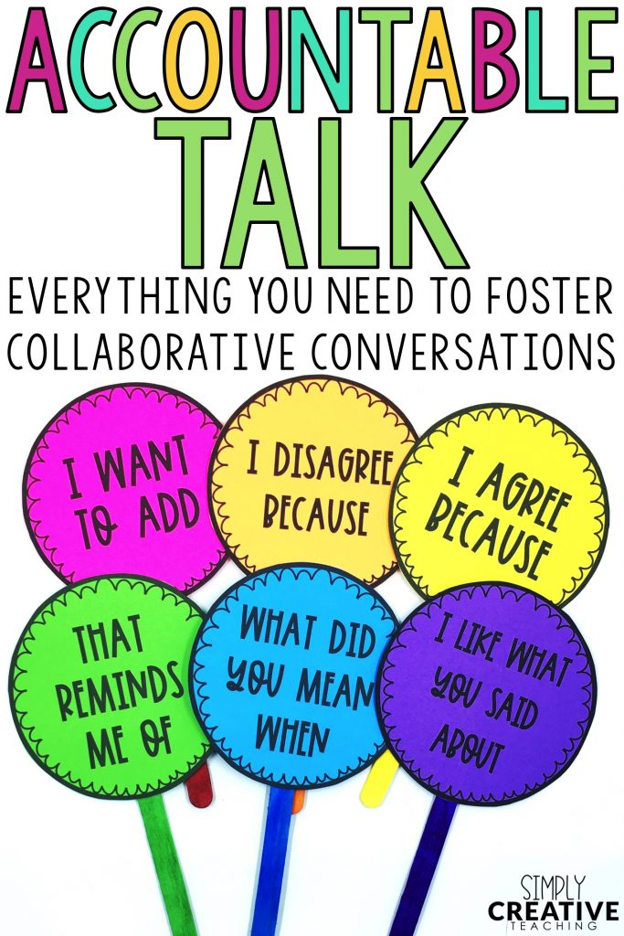 Everything you need to foster collaborative conversations.