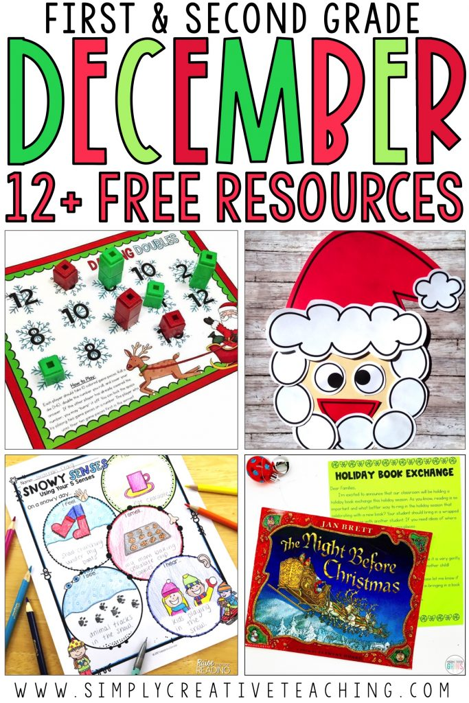 Free December Activities
