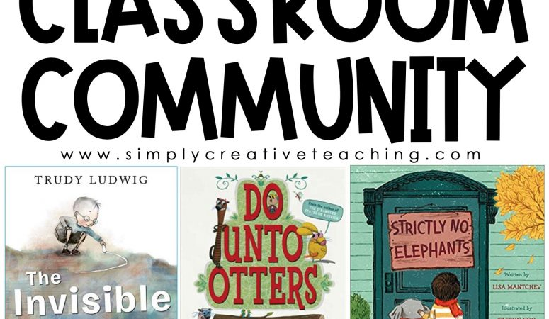 10 Books for Building Classroom Community
