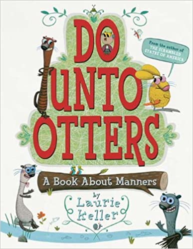 Classroom Community Building book: Do Unto Otters by Laurie Keller