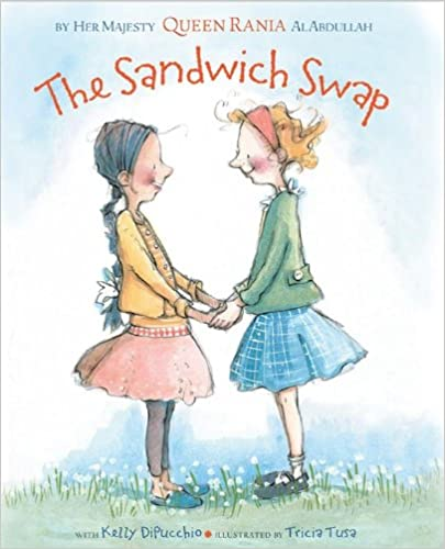 The Sandwich Swap by Queen Rania of Jordan Al Abdullah