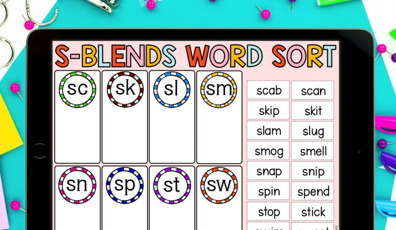 Digital Phonics for First Grade & Second Grade