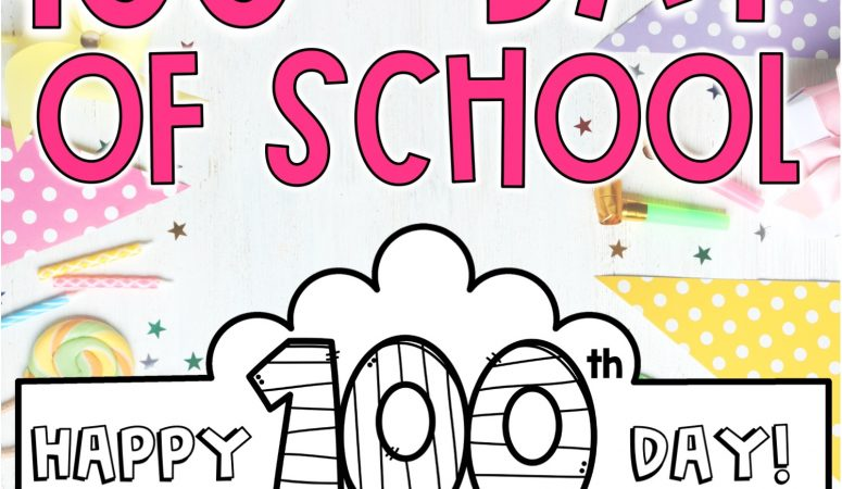 5 Keys to a Stress Free 100th Day of School