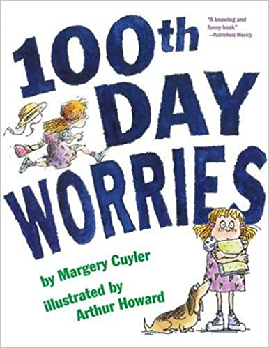 Book titel: 100th Day Worries