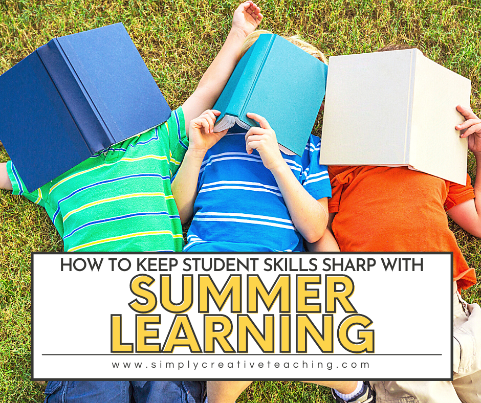 How to Keep Student Skills Sharp with Summer Learning